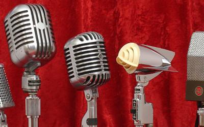My Favorite Microphones for Webinars & Screen Recording
